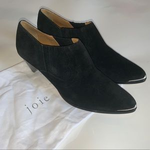 Joie low heel ankle booty size 38.5, never worn!
